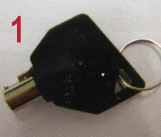 SDU key 1