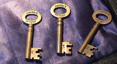 chubb keys