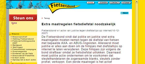 www.fietsersbond.nl