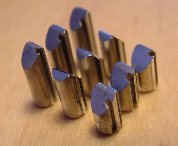 Bi-Axial pins