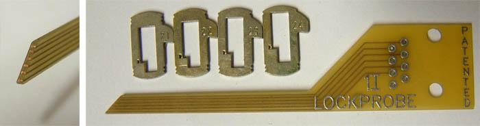 lock probe