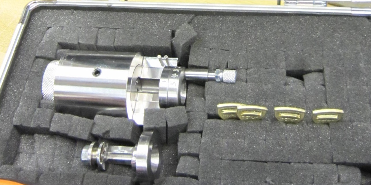 View Topic Home Made Abloy Classic Key Cutter