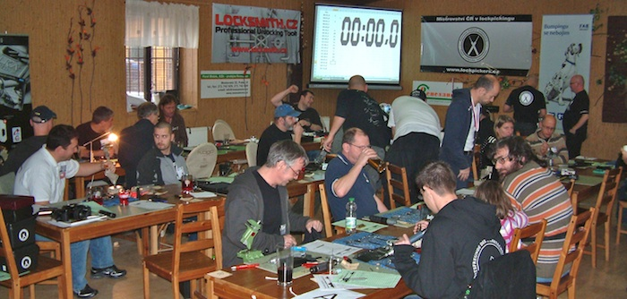 czech lockpick championships